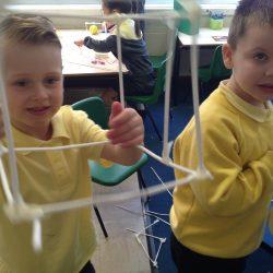Maths - 2D & 3D making shapes