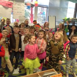 Children In Need - 80's dress up!