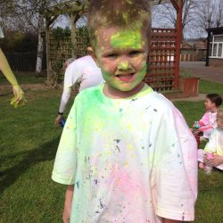 Colour Run!
