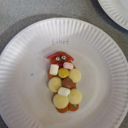 A big thank you to Tesco for donating all the gingerbread men for our Father's Day Workshops