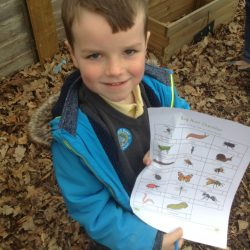 Forest School Inspired Learning