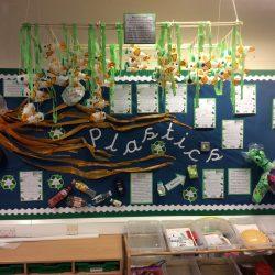 Year 2 Plastics Display