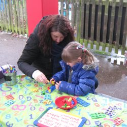 Year R Stay & Play Maths Session
