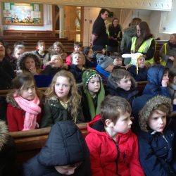 Year 2 Visit to Church