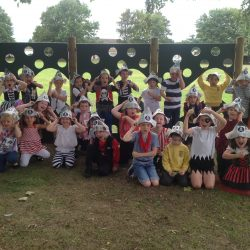 Year 2 Pirate Dress Up Day