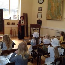 Year 1 visit Ditton Heritage Centre