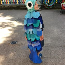 Sea Creature Dress Up Day
